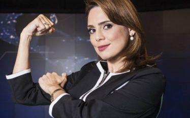 #EleNao: Mexeu com a Rachel Sheherazade, mexeu com todas!