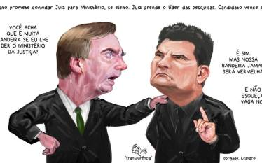 O PRIMEIRO ERRO DE JAIR BOLSONARO