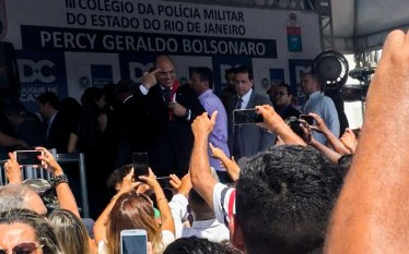 LUTA ANTIRRACISTA PRECISA ACERTAR A 'CABECINHA' DE WILSON WITZEL