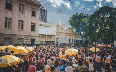 Cortejo do Carnaval das Minas leva mensagem dos direitos da…