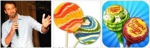 Duda Sirotsky e a 'missão muito à frente de seu tempo': vender os pirulitos lecca-lecca e chupa-chups /Foto/ Andréa Graiz -RBS