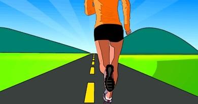 Corrida de rua é um esporte fácil e saudável