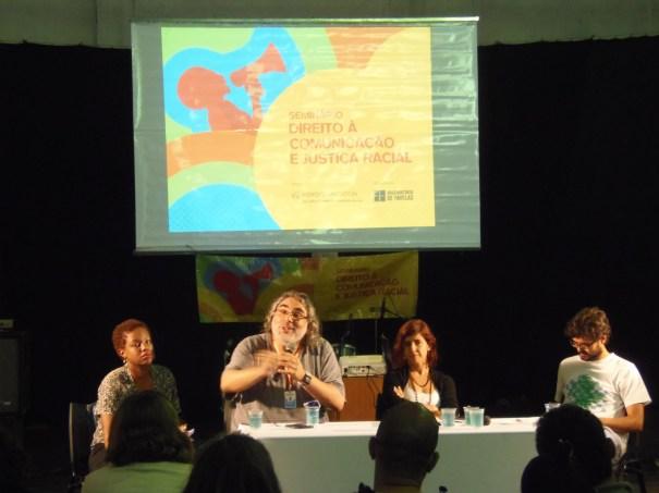 Coordenadores apresentaram os resultados da pesquisa / Foto Eliano Félix