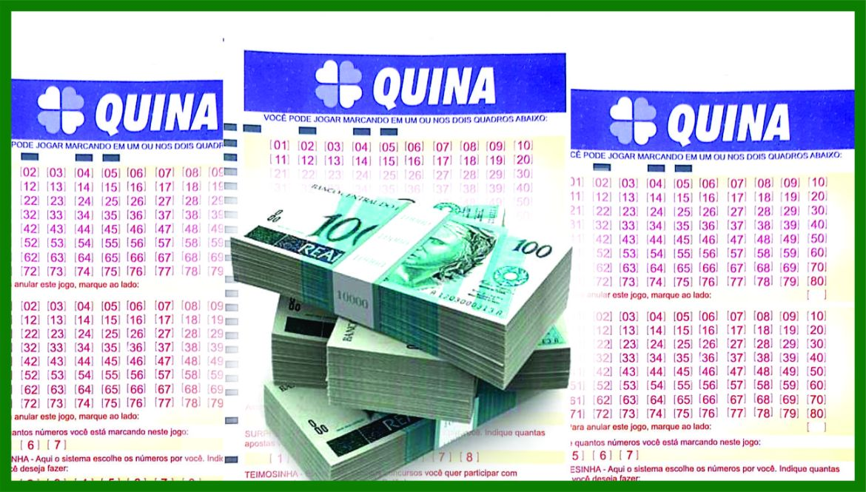 Resultado da Quina/imagem: Ueslei Mendes de Souza