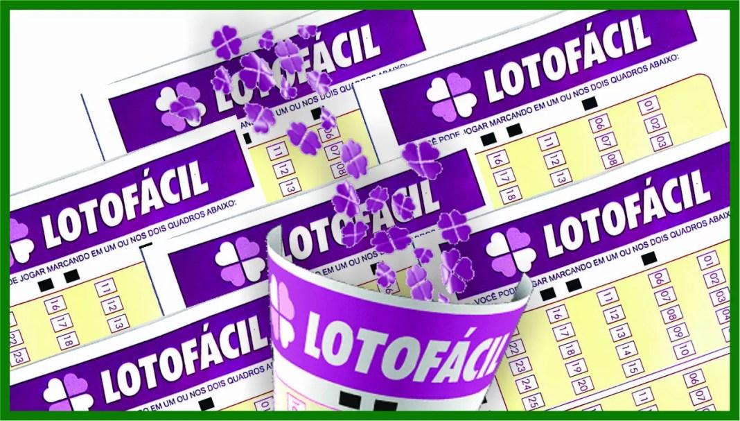 Resultado da Lotofácil/ imagem : Ueslei Mendes de Souza