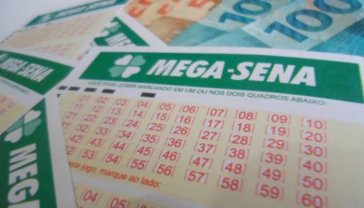Mega-Sena / Foto : Anderson Silva