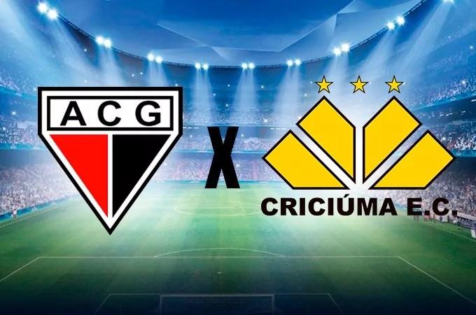 Atlético-GO x Criciúma ao vivo