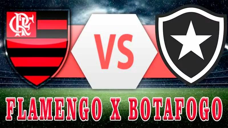 Saiba onde assistir Jogos de hoje ao vivo e online na TV Flamengo x Botafogo / Reprodução: Robson Lemes