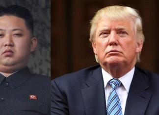 Guerra ? : Presidente Trump diz que Kim Jong-un não terá arma nuclear