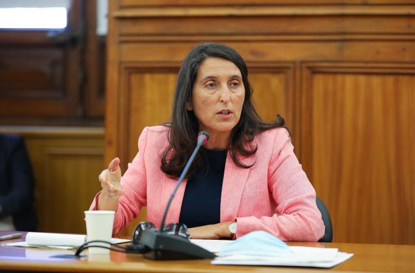 Cláudia André voltou a questionar sobre a ULSCB e a Ministra respondeu