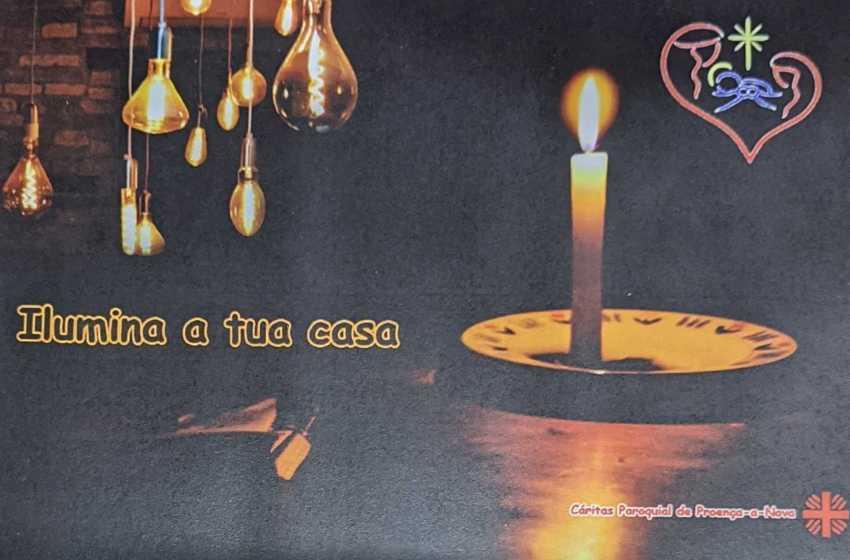 Caritas Paroquial: Ilumina a tua Casa