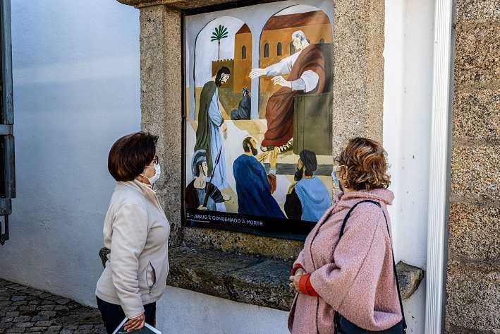 Via Sacra: Ruas de Idanha-a-Nova recebem instalação artística