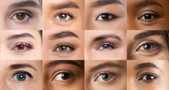 A nova genética da cor dos olhos