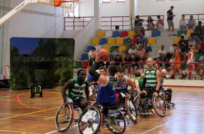 Desporto: Proença volta a ser a capital do Basquetebol