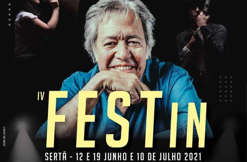 Sertã: FestIn regressa com concerto de Sérgio Godinho