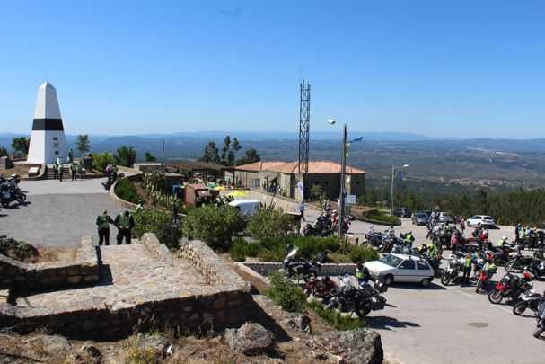 Vila de Rei: 2.300 motos passaram hoje pelo concelho