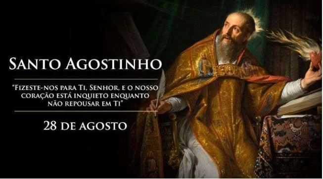Agostinho, um jovem rebelde que foi Santo