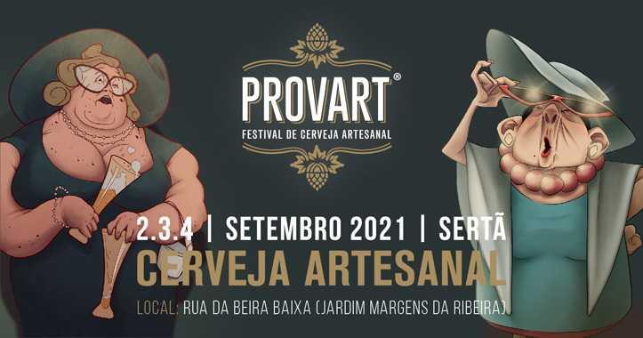 Sertã: Provart, festival de cerveja artesanal