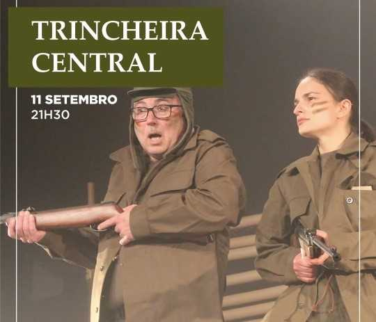 Teatro Renascer – Trincheira Central