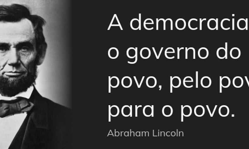 Uma nova democracia?