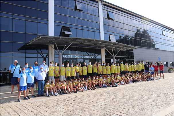 Proença-a-Nova recebeu mais de 160 jovens basquetebolistas federados