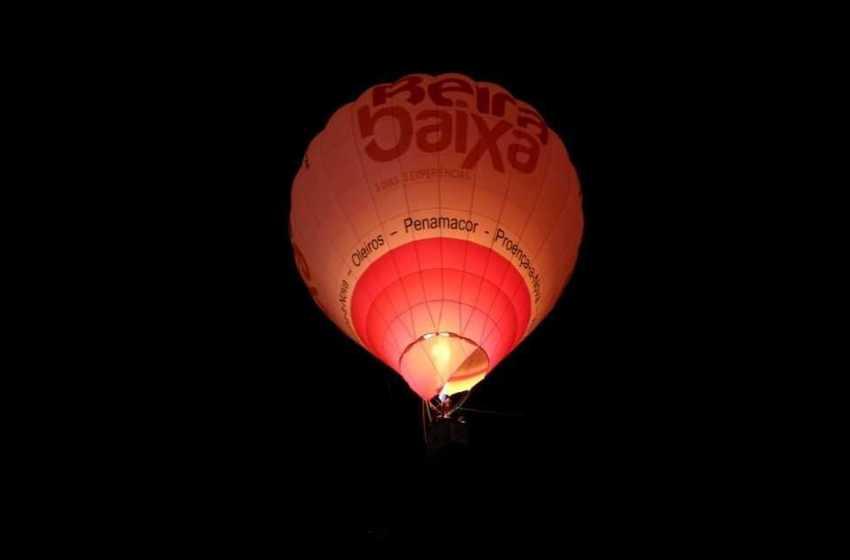 'Voar na Beira Baixa' estreou no céu de Oleiros