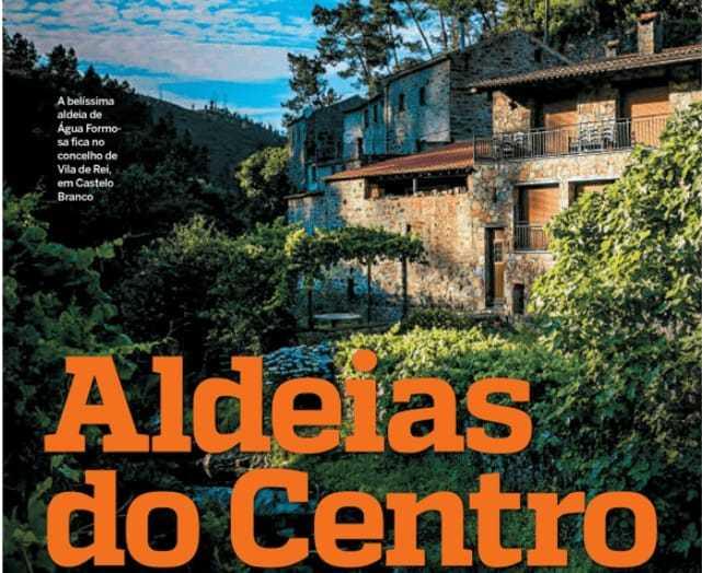 Vila de Rei: Concelho novamente em destaque nos media nacionais