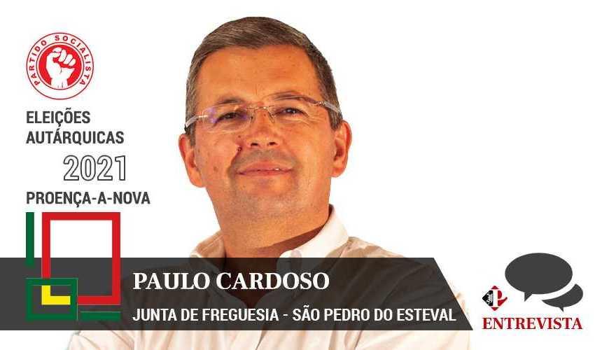 """Autárquicas 2021: Paulo Cardoso quer """"continuar desenvolvimento"""""""