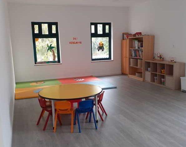 Vila de Rei: Creche Municipal reforçada com nova sala