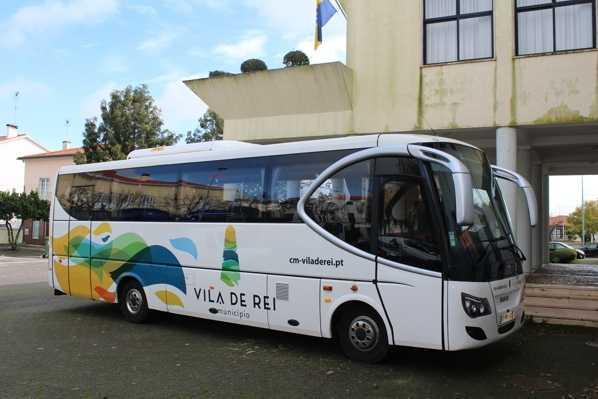 Vila de Rei: Transportes Escolares 2021/2022