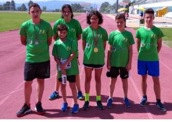Proença: Atletismo no Núcleo de Juventude