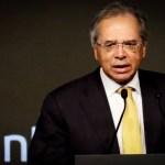 Guerra comercial e 'balancê da Argentina' não devem afetar crescimento, diz Guedes