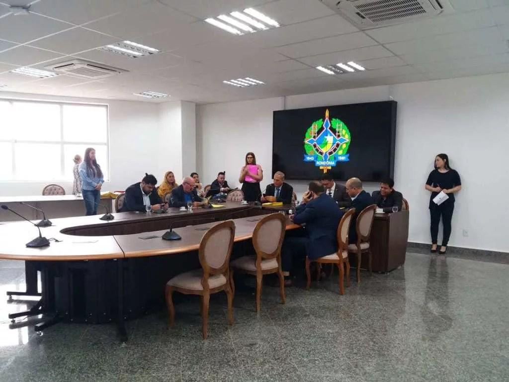 Pedido de impeachment do governador Marcos Rocha é arquivado pela ALE/RO