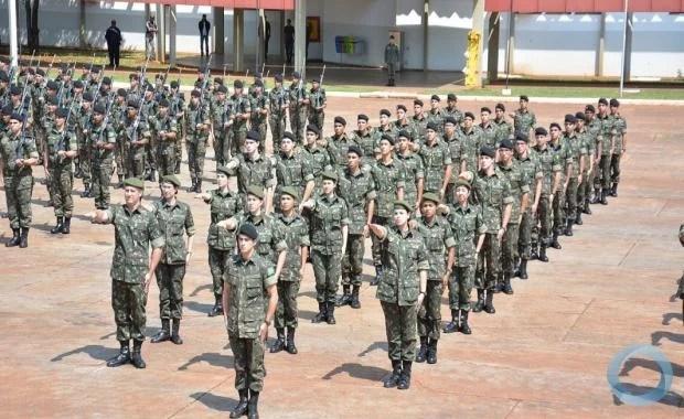 Exército anuncia extrato de edital de Processo Seletivo