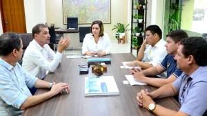 """Hildon Chaves faz elogio à Prefeita de Rio Branco """"A cidade está bonita, está limpa"""""""