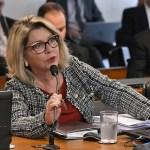 Raquel Dodge pede cassação do mandato da senadora Juíza Selma (PSL)