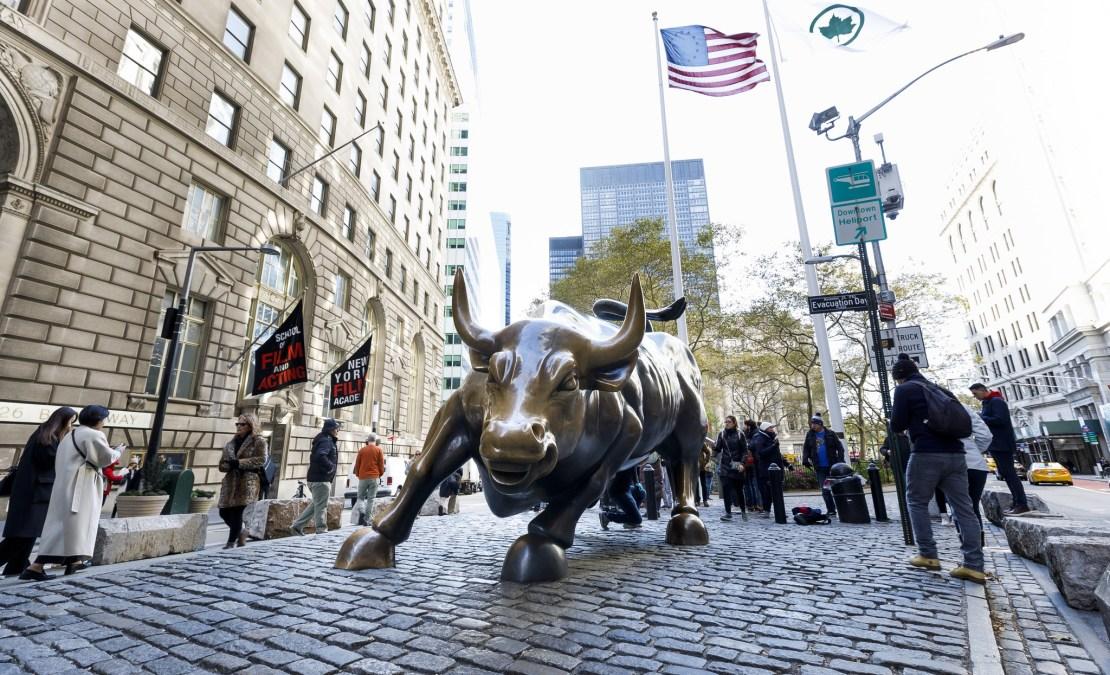 Wall Street Tour