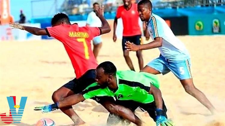 Mocambique futsal
