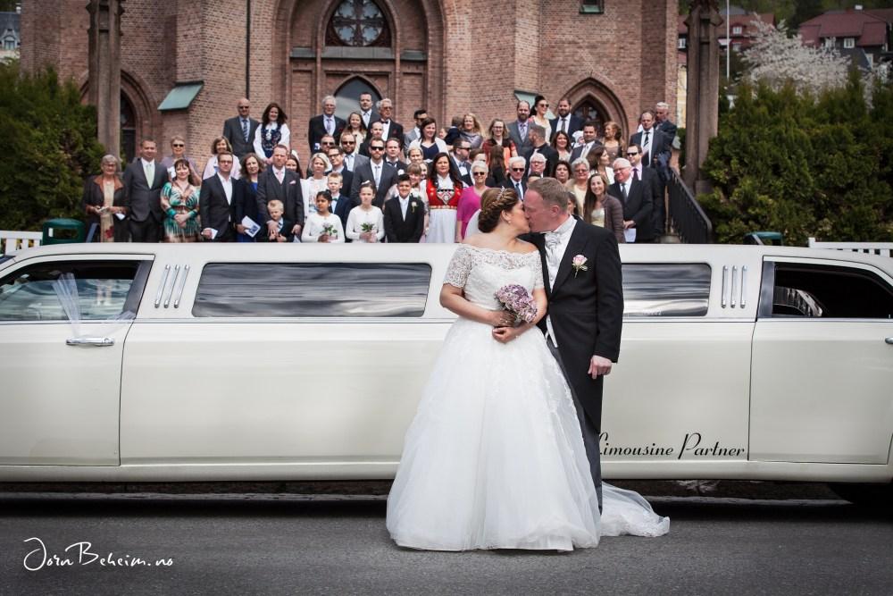 Bryllupsfotografering Bragernes, Drammen