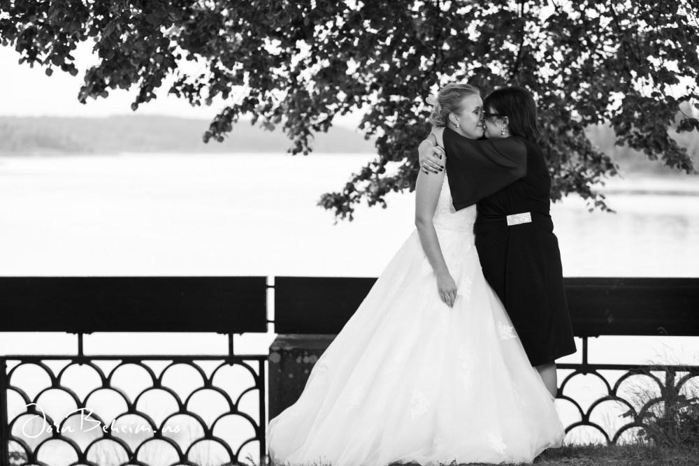 Bryllupsfotografering Sandvika