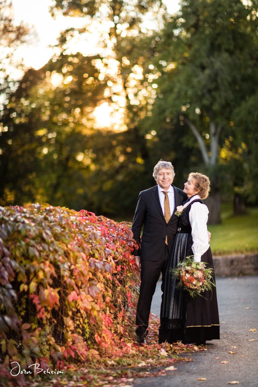 Bryllupsfotograf i Asker