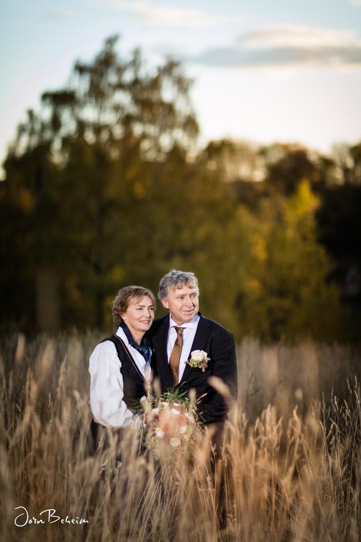 Bryllupsfotograf Sem Gjestegård Asker