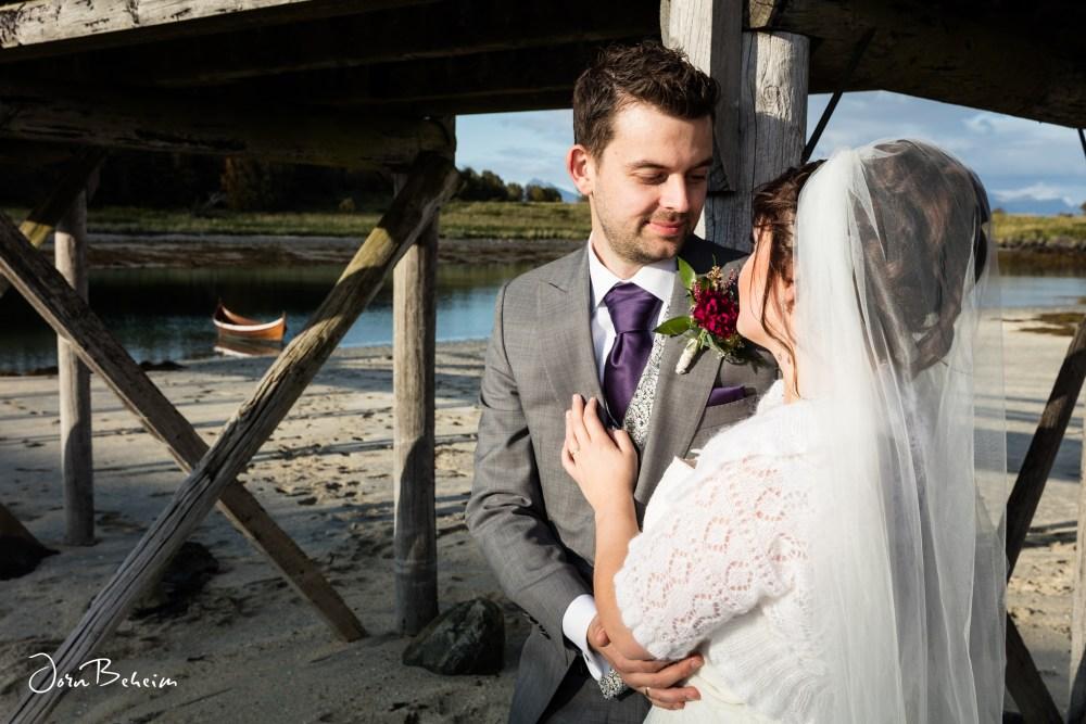 Bryllupsfotograf Nordland