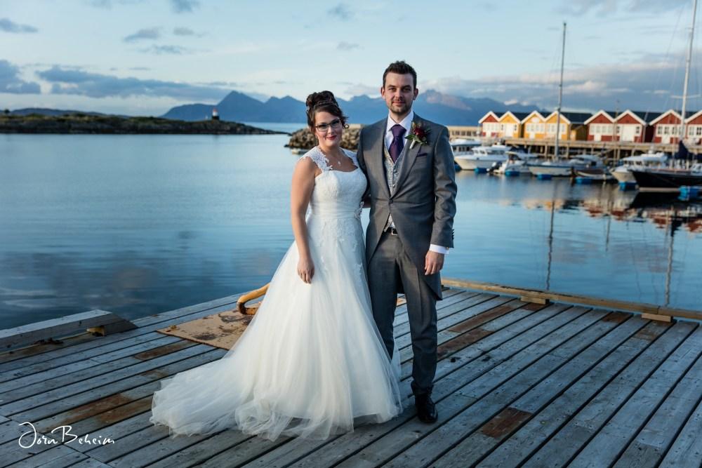 Bryllupsfotograf Kjerringøy