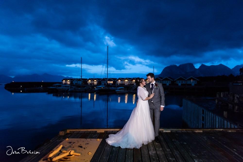 Bryllupsfotograf Bodø