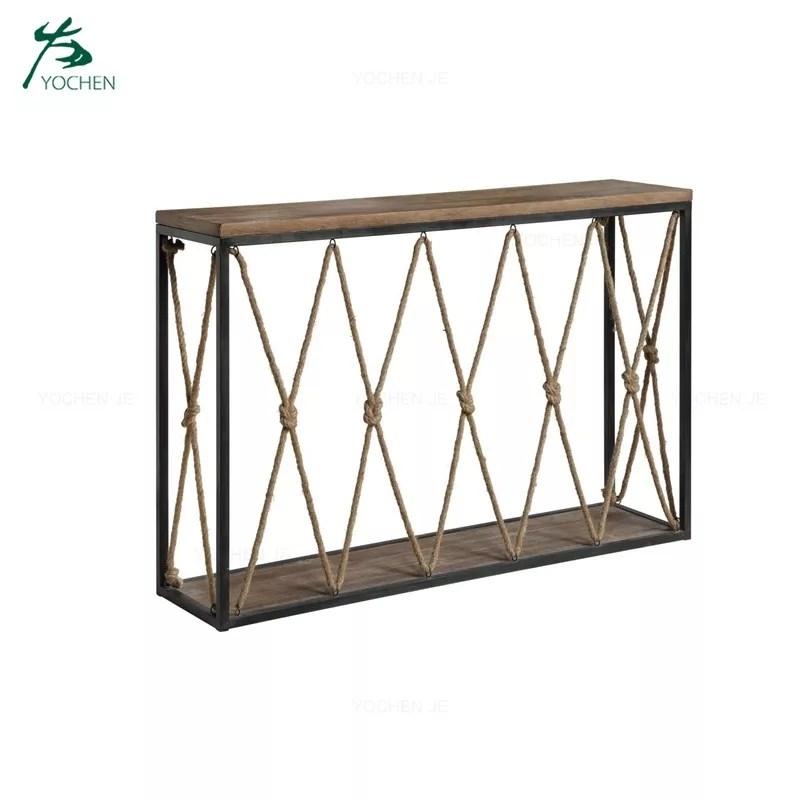 Living Room Wooden Shelf Storage Rack with Cabinet on Corner Sconce Shelf Tray id=45862