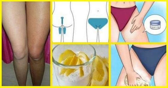 طريقة تحضير زبدة الليمون لتفتيح الأماكن الحساسة ومنطقة البيكيني!