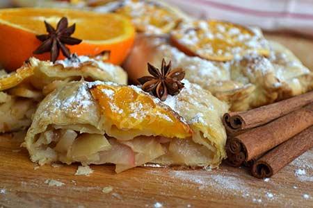 طريقة-عمل-جلاش-بحشو-التفاح-والقرفة---حلويات