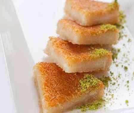 طريقة-عمل-الكنافة-بالقشطة---حلويات