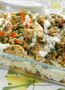 طريقة عمل فتة الدجاج السورى